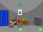 Motor Cross Escape