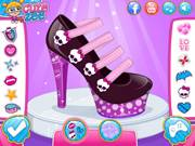Monster High Desigh School Shoes