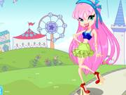 Cute Mini Winx Princess