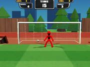 Stickman Free Kick Soccer Hero