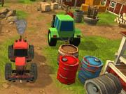 ����� ����������� Tractor Parking