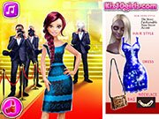 Barbie And Lara Red Carpet Challenge
