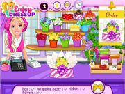 Barbie's Flower Shop