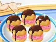 Ice Cream Puffs
