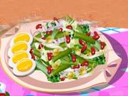 Cara's Cooking Class: Green Bean Salad
