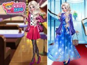 Elsa's Inspired Winter Fashion