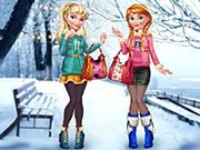 Eliza And Aniela Winter Trends