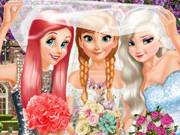 Anna And Princess Wedding