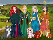 Princesses Of Thrones