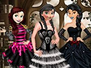 Princess Gothic Dress Up