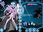 Monster High River Styxx Dress Up