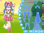 Bo Peep Dress Up