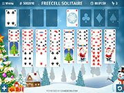 Freecell Solitaire Christmas